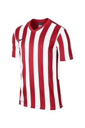 Nike 588411-657 SS Striped Division Futbol Forması
