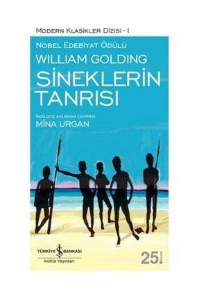 İş Bankası Kültür Yayınları Sineklerin Tanrısı/sir William Gerald Golding