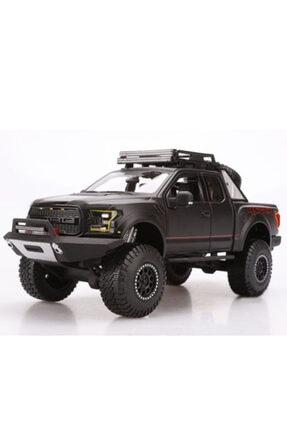 Maisto 150 Raptor 1:24 Model Araba Siyah 2017 Ford F -