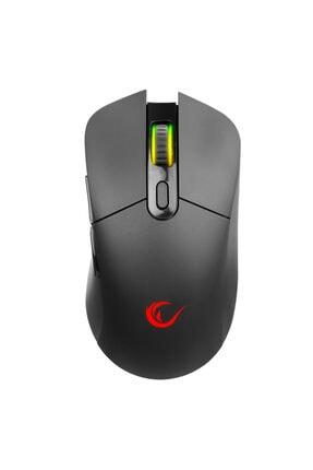 Rampage Smx-r89 X-pıke Kablosuz/kablolu Rgb Ledli Şarjlı Gaming Oyuncu Mouse