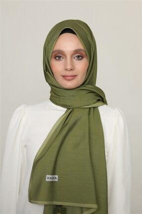 Karaca Kadın Yeşil Ipek Modal Şal