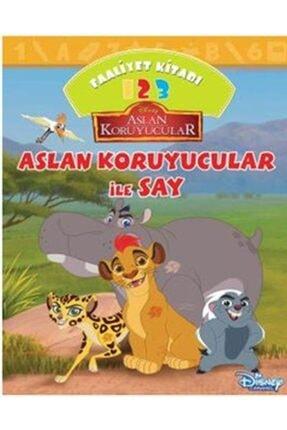 Doğan Egmont Disney Aslan Koruyucular Ile Say Faaliyet Kitabı