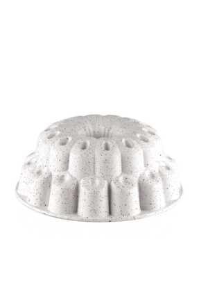 Taç Özlem Döküm Kek Kalıbı Krem