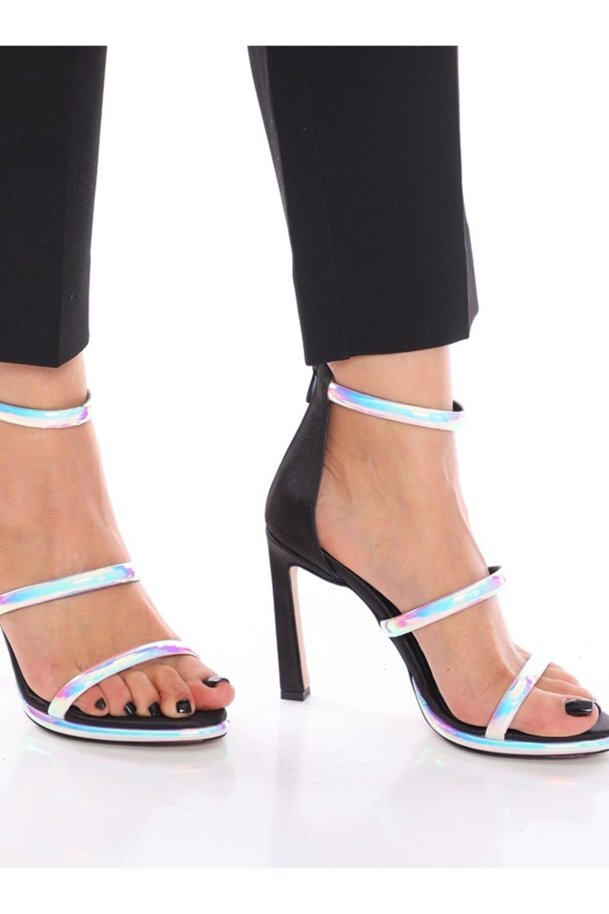 Jefes Jovenes Kadın Topuklu Ayakkabı 1