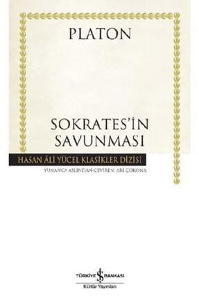 İş Bankası Kültür Yayınları Sokratesin Savunması Hasan Ali Yücel Klasikler