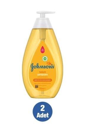Johnson´s Baby Johnson's Baby Şampuan 750 ml X 2 Adet