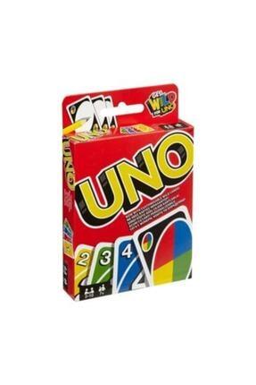 Uno Uno Oyun Kartı