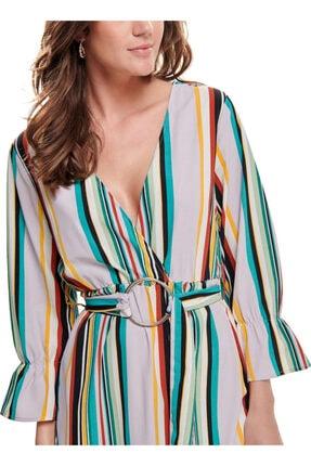 Only Kadın Yeşil Women's 15172291 Dress