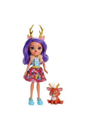 Enchantimals Karakter Bebekler Dvh87 Fxm75 Danessa Deer And Sprint