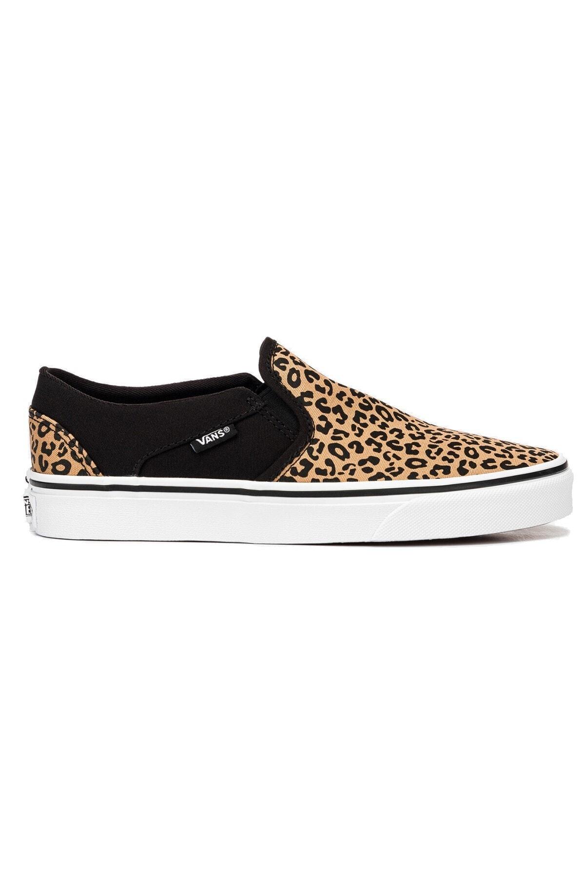 Vans WM ASHER Siyah Kadın Sneaker Ayakkabı 101096580 1