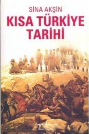 İş Bankası Kültür Yayınları Kısa Türkiye Tarihi /sina Akşin /