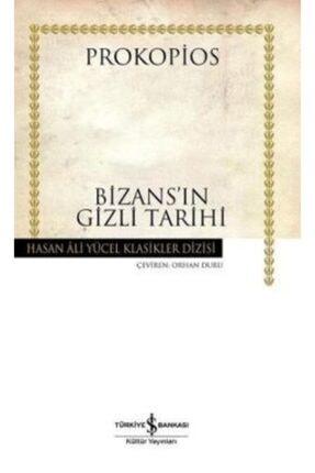 İş Bankası Kültür Yayınları Bizans'ın Gizli Tarihi /prokopios /