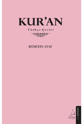 Destek Yayınları Kur'an /hüseyin Atay /