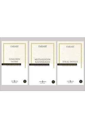 İş Bankası Kültür Yayınları Farabi Seti (3 Kitap Takım)
