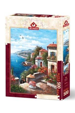 Art Puzzle Keyif Saati, 500 Parça Puzzle 4576