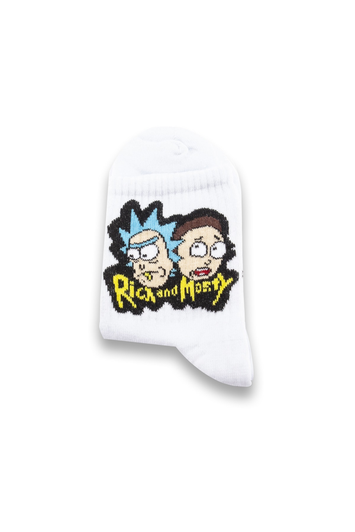 Socksarmy Rick & Morty Desenli 5 'li Renkli Çorap Seti 2