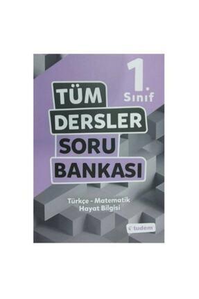 Tudem Yayınları Tudem 1. Sınf Tüm Dersler Soru Bankası