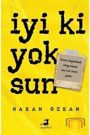 Olimpos Yayınları İyi Ki Yoksun