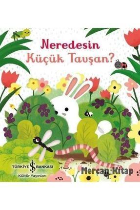İş Bankası Kültür Yayınları Neredesin Küçük Tavşan?