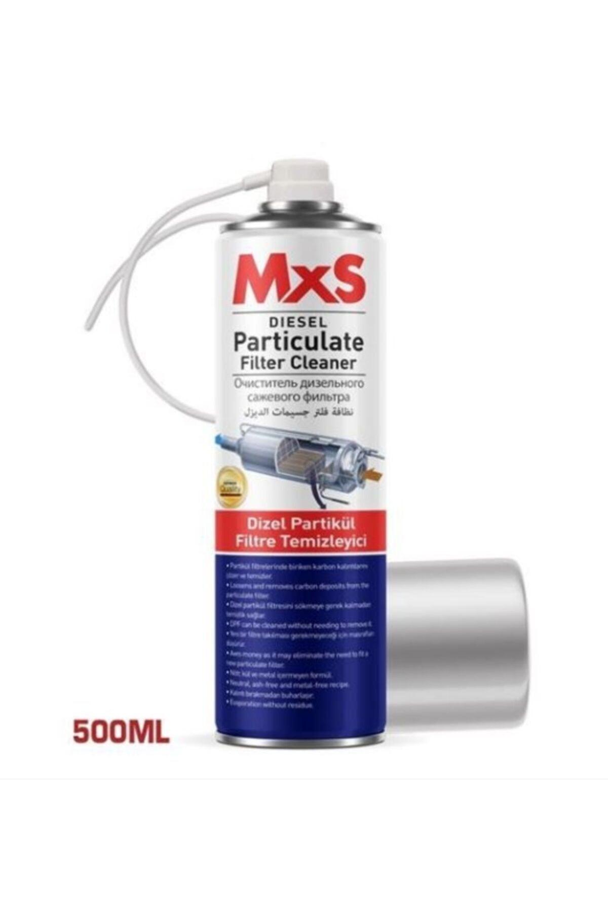 MxS Lastik Temizleme Parlatıcı Köpük Spreyi 500ml 1