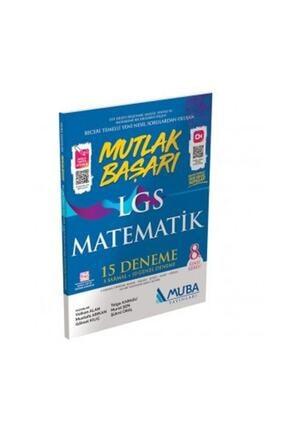 Muba Yayınları 8. Sınıf Matematik Mutlak Başarı 15 Deneme