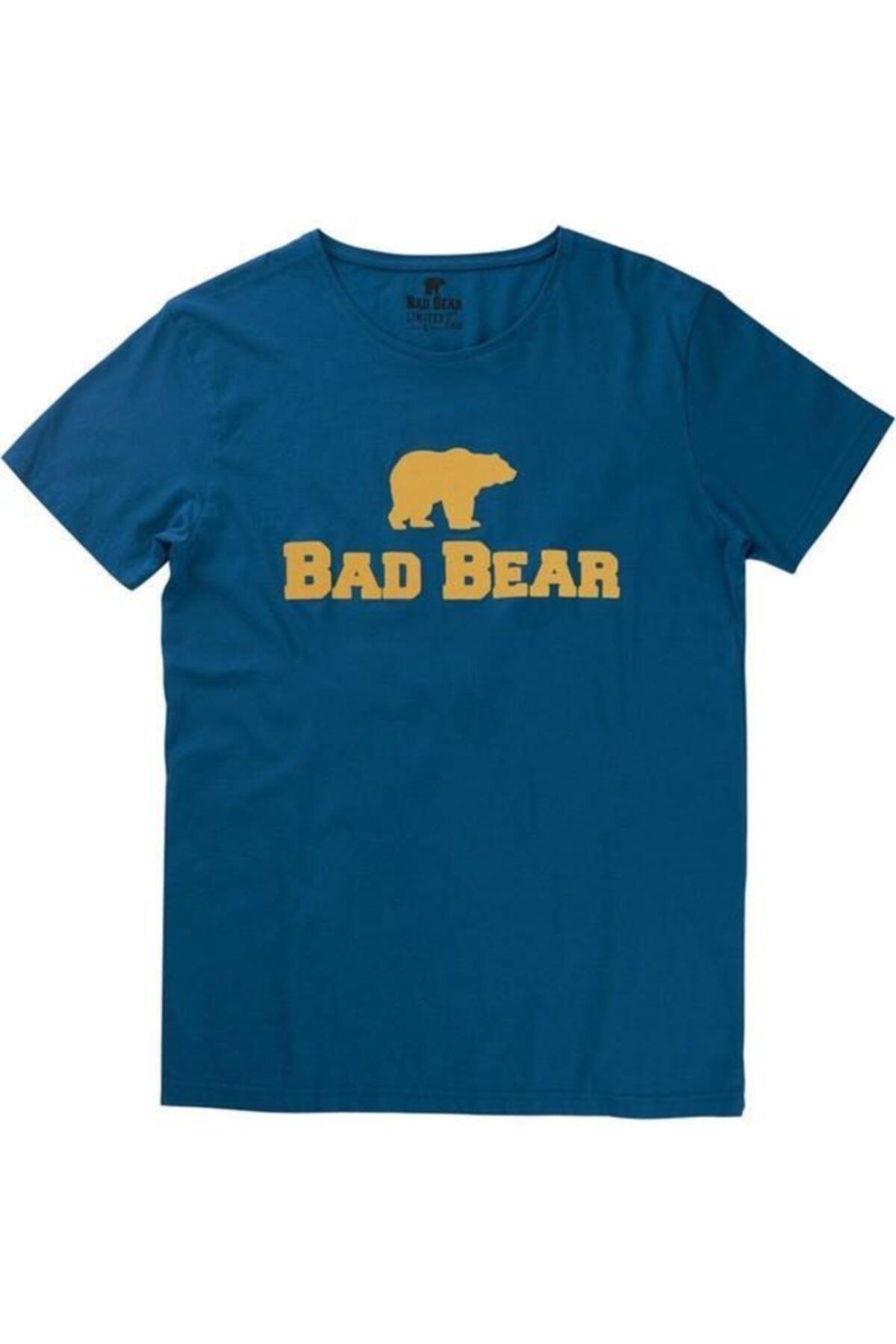 Bad Bear Erkek Baskılı Tshirt 19.01.07.002 1