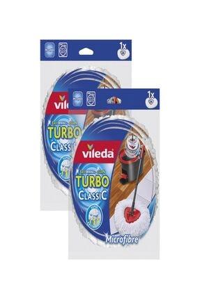 Vileda EasyWring Clean Turbo Paspas Yedek x 2 Adet 7777777174360