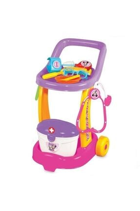 Dede Oyuncak Minnie Mouse Doktor Servis Arabası