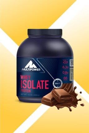 Multipower Whey Isolate Çikolata Aromalı 2000 gr