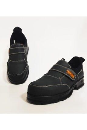 DOZER WORK SHOES Dozer Çelik Burunlu Iş Ayakkabısı - Su Geçirmez Ortapedik %100 Yerli (dozer Cırtlı)
