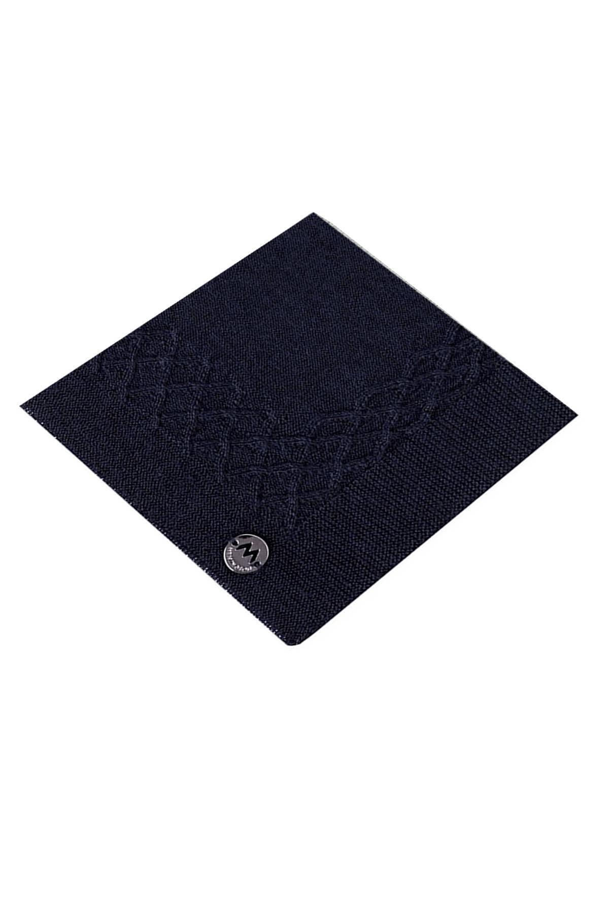 Hemington Örgü Ceket Mendili 1