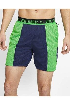 Nike Men's Reversible Training Shorts Çift Taraflı Cj7645-410