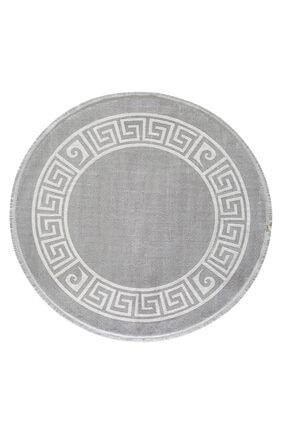 Pierre Cardin Halı Monet Koleksiyonu Mt26a Yuvarlak Doğal Iplik Kullanılarak Üretilen Modern Halı
