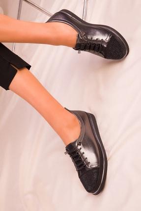 SOHO Platin Kadın Sneaker 15946