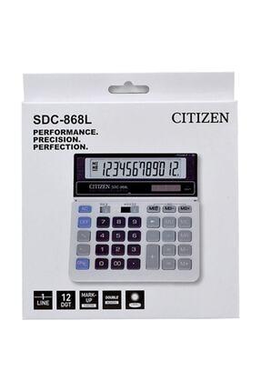 Citizen Cıtızen Sdc 868l Hesap Makinası