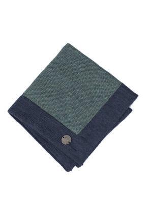 Hemington Erkek Açık Yeşil Örgü Ceket Mendili