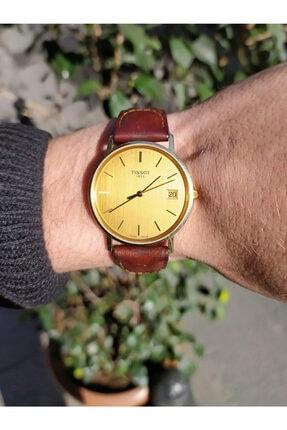 TISSOT Unisex Altın Saat H674.320
