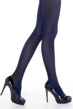Penti Extra Koton Lacivert Natural Külotlu Çorap