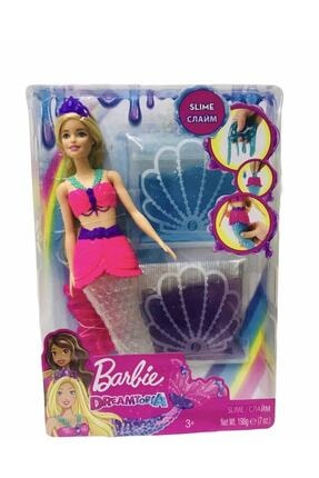 mattel Barbie Dreamtopia Slime Kuyruklu Deniz Kızı