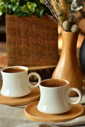 Bambum Largi 2 Kişilik Kahve Takımı B2781