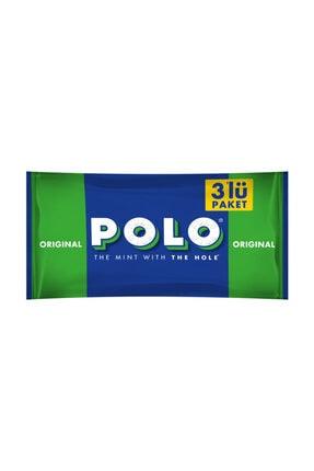 Nestle Polo Orıgınal 3Lu Paket 102 Gr