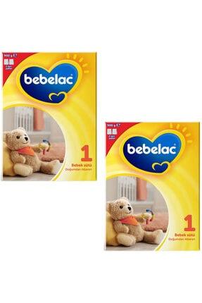Bebelac 1 Bebek Sütü 900 gr 2 Adet