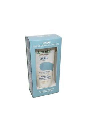 Dermokil Natural Skin Maske kirisiklik Kar.-e Vitamin 75ml