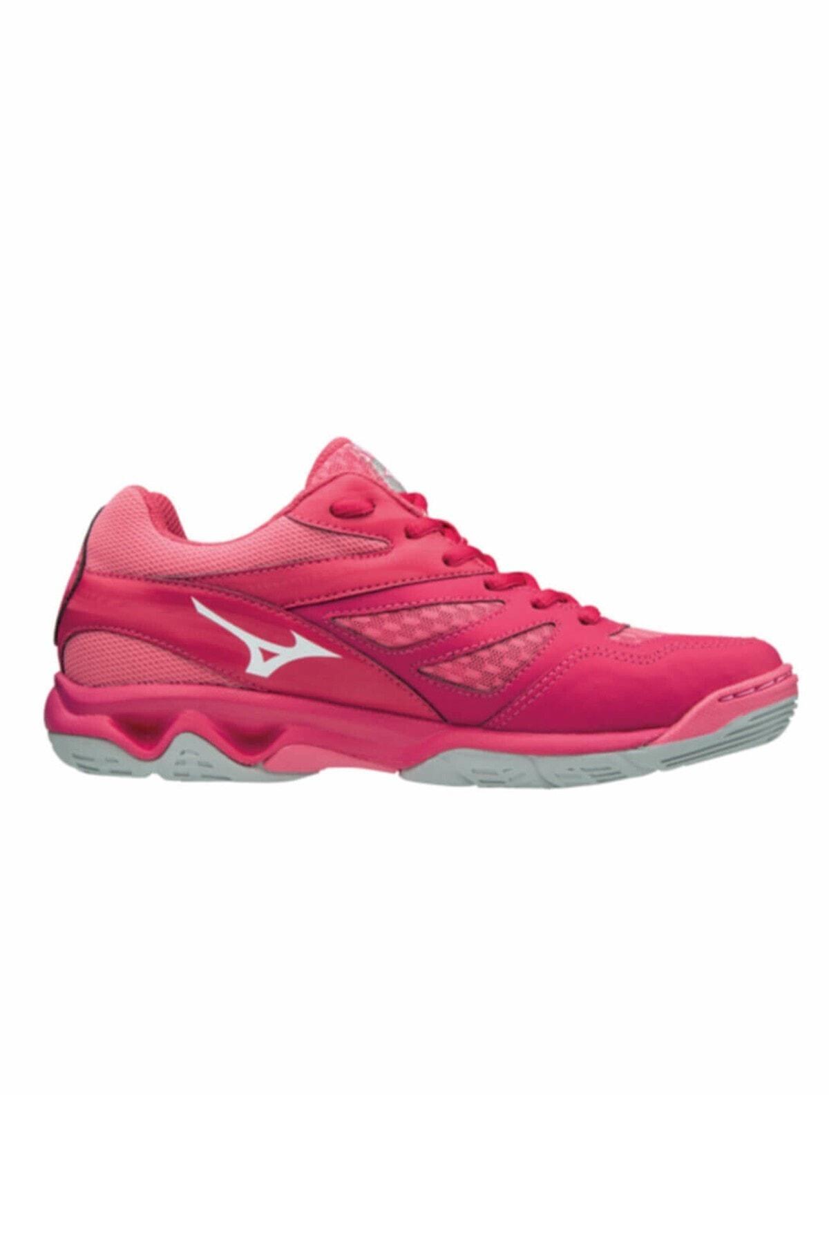 MIZUNO V1GC17706140Z Pembe Kadın Sneaker Ayakkabı 100468640 1