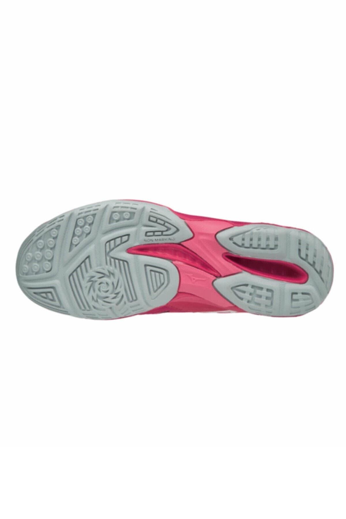 MIZUNO V1GC17706140Z Pembe Kadın Sneaker Ayakkabı 100468640 2