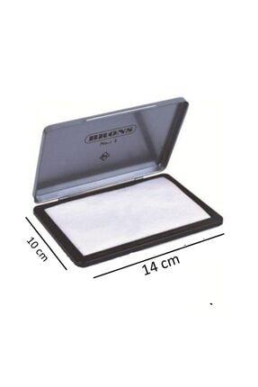 Brons Metal Stampa Büyük 14x10 1 Adet