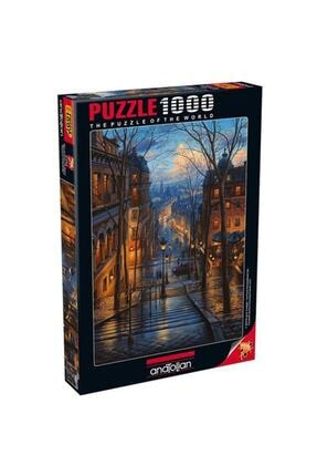 Anatolian Puzzle 3192 Montmarte Bahar 1000pcs Puzzle / Anatolian