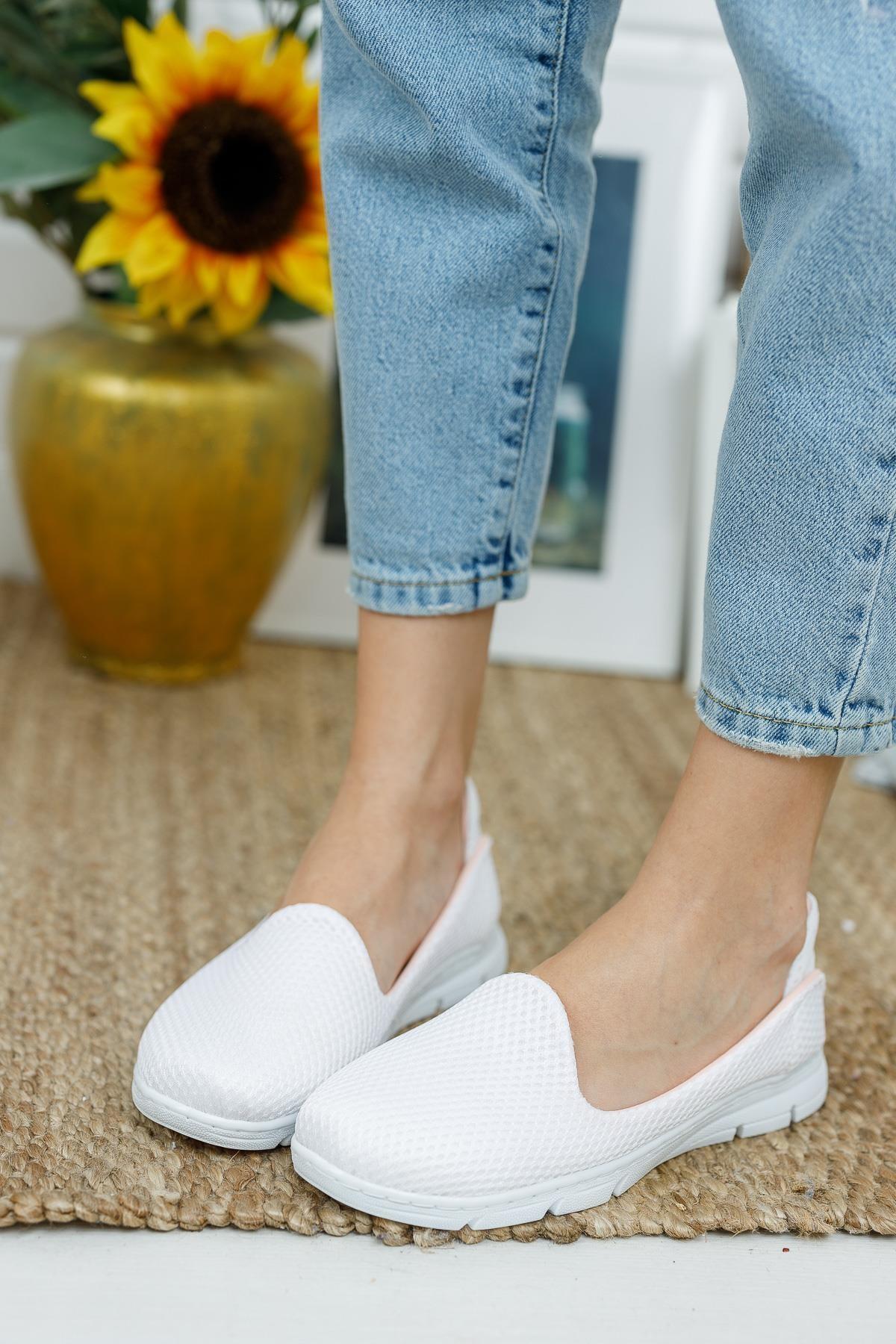 MUGGO Svt05 Ortopedik Kadın Sneaker 2