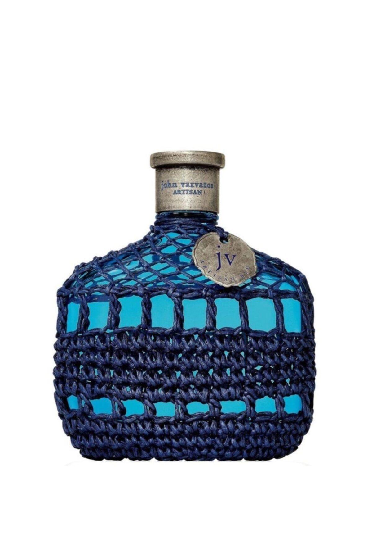John Varvatos Artisan Blue Edt 125 ml Erkek Parfüm 719346629379 2