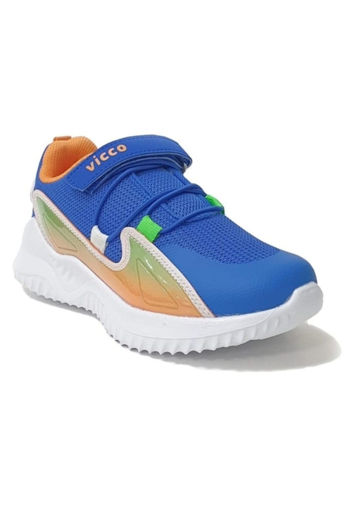 Vicco Yoga Erkek Çocuk Saks Mavi Phylon Spor Ayakkabı 2